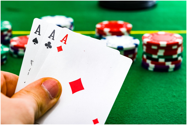 The ins and outs of three-card poker for newplayers